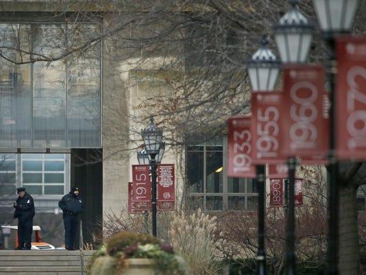 University of Chicago-Threat