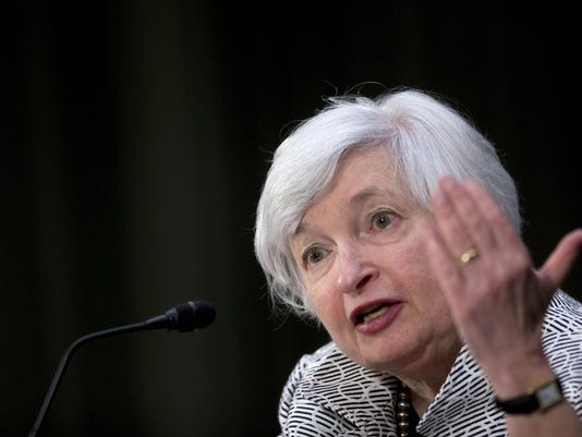 Federal Reserve Board Chair Janet Yellen Semiannual Report To Senate Banking Committee