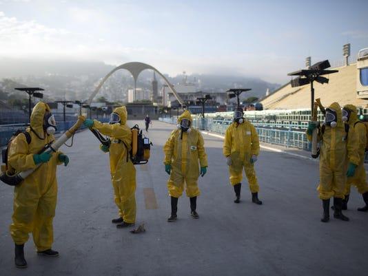 Brazil Zika Call To Postpone