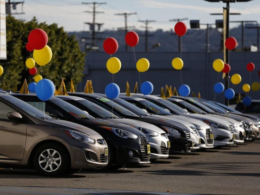 BLM TOTAL VEHICLE SALES A FIN USA CA