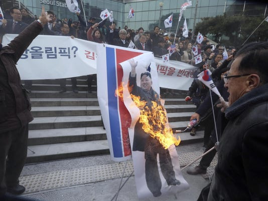 APTOPIX South Korea Koreas Tensions