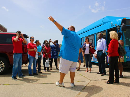 The next installment of the Be a Fan of Shreveport-Bossier Ambassador Tours will be held from 8:30 a.m. to 4 p.m., on Tuesday, Sept. 3.