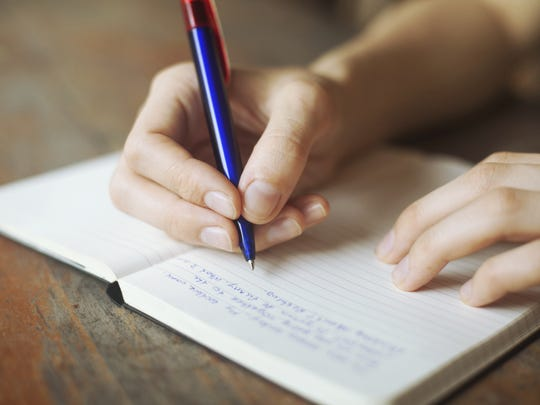 Keeping a journal of your habits creates a deeper connection with your world, including what you eat. Experts say being more mindful is the first step in changing habits, which could save food and money.