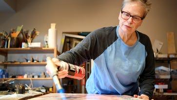The Frame: Artist Mary Farmer