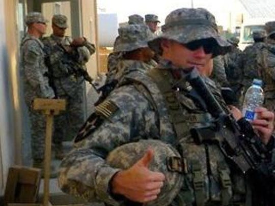 1st. Lt. Todd Weaver was killed in action Sept. 9,