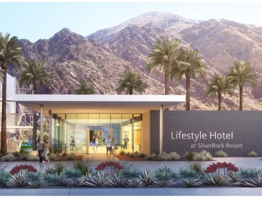 SilverRock Resort  is a planned hotel, residential, commercial, retail and recreation destination off of Avenue 50 and Jefferson Street in La Quinta. The development, by the Robert Green Co., will include a 140-room luxury hotel and 200-room lifestyle hotel.