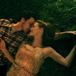 """James McAvoy and Jessica Chastain in """"The Disappearance of Eleanor Rigby: Them."""""""