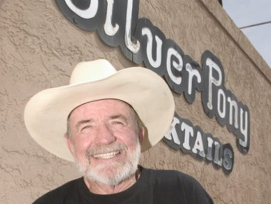 The Silver Pony is a based in South Phoenix, right