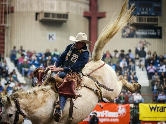 San Angelo Stock Show & Rodeo: 9th performance, Feb. 15, 2017