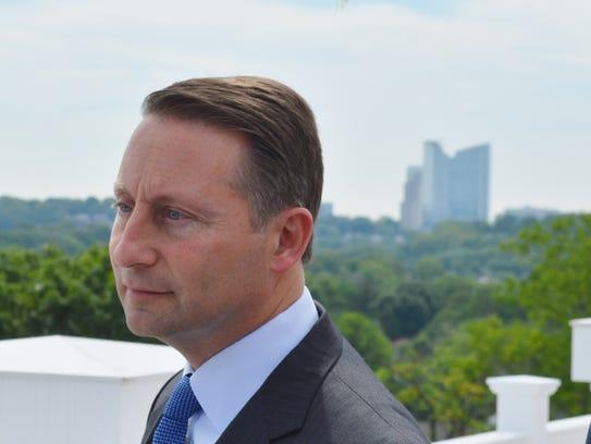 County Executive Rob Astorino's campaign enjoys the