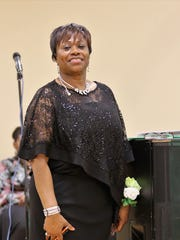 Delois Dailey, President of the Jackson Chapter of