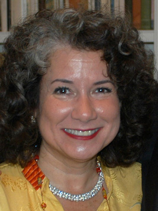 Columnist Gina Barreca
