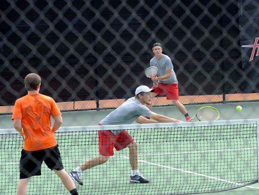 Riverheads tennis