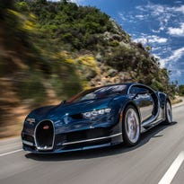 From sketch to Le Mans asphalt: the $3 million dollar Bugatti Chiron