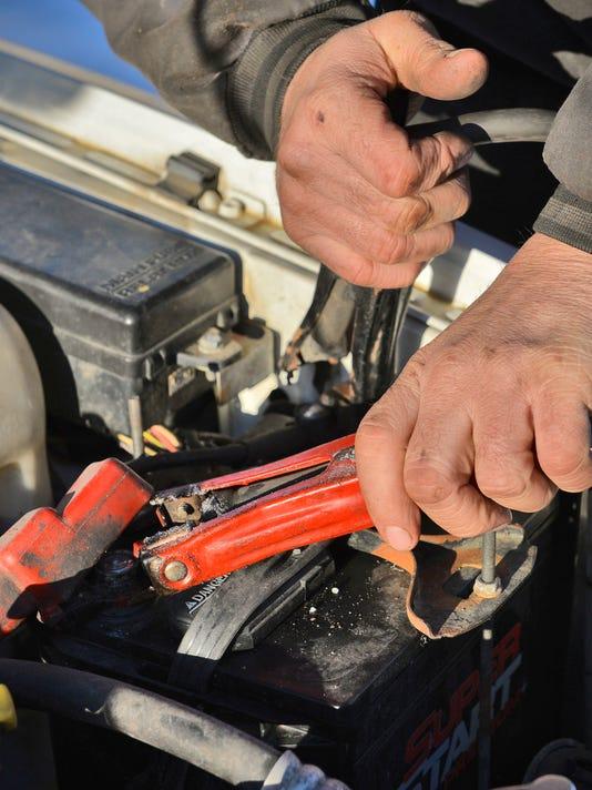 Jump Starters Revive Frozen Car Batteries In Minnesota