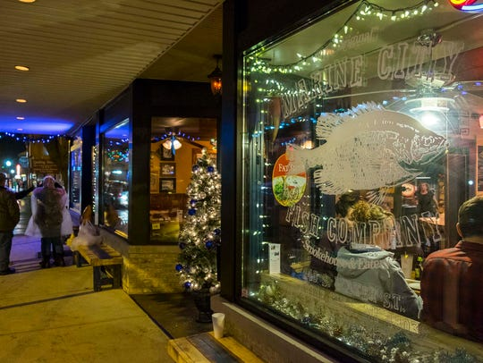 The Marine City Fish Company has been offering in-house smoked fish since it opened in 2008.