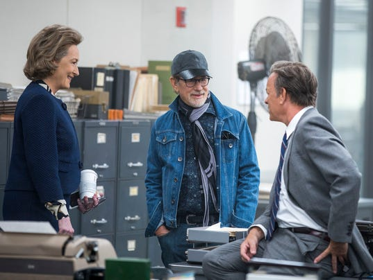 Image result for steven spielberg the post