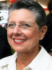 Ticia Hanisch, community volunteer