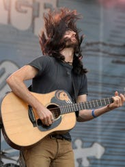 The Avett Brothers perform at Pilgrimage Music & Cultural