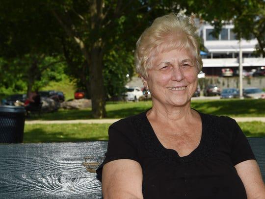 Terri Minnick of the Town of Poughkeepsie.