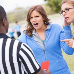 This youth sports referee shames parents who yell, fight by posting videos of them online