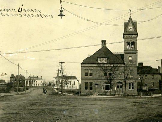 Grand Rapids City Hall, 1892