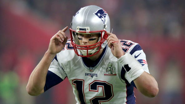 Think hard before you bet against Patriots quarterback