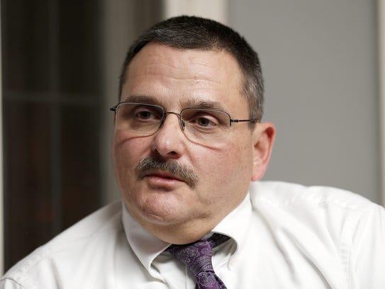 Former IMPD homicide detective Detective Jeff Wager
