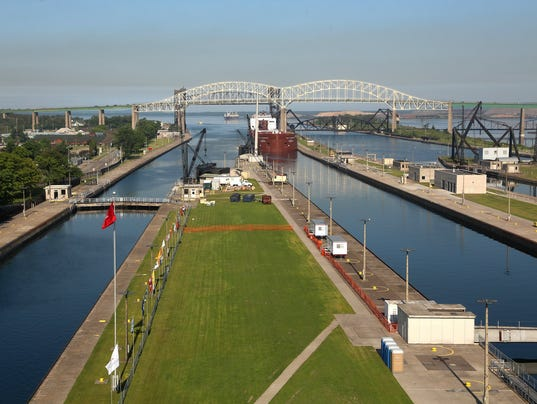 Report U S Michigan Face Dire Consequences If Soo Locks