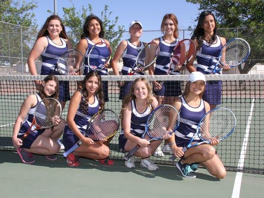 DHS tennis
