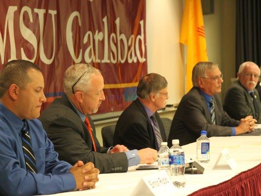 CNM_school board candidate forum