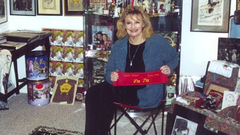 """Karolyn Grimes, who played Zuzu in the film """"It's a Wonderful Life,"""" will spend this weekend in Collierville"""