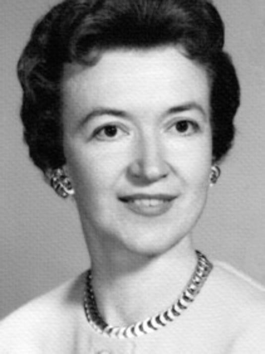 Birthdays: Anna Robinson Field