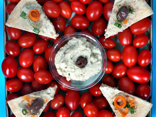 Picnic or party? We have 4 dips you'll dive for