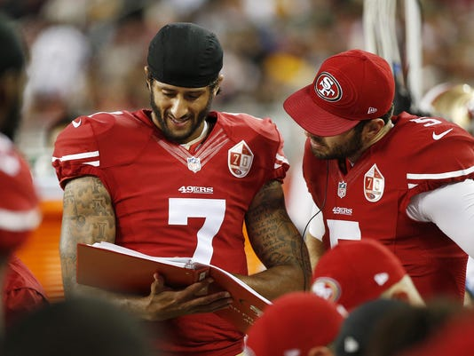 ef141165032 Commentary  More power to Kaepernick for protest