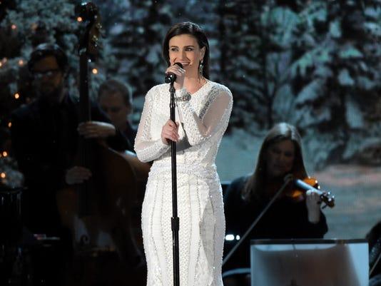 CMA 2014 Country Christmas