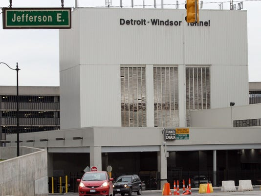 Detroit Windsor Tunnel