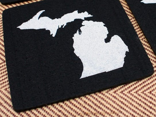 Coasters, $15 at City Bird, Detroit