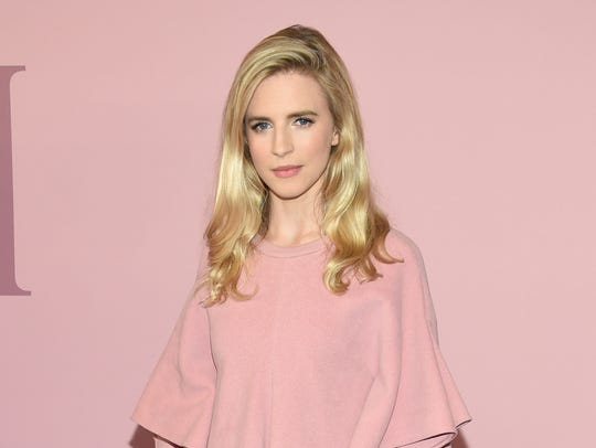 Brit Marling says Harvey Weinstein offered her a massage