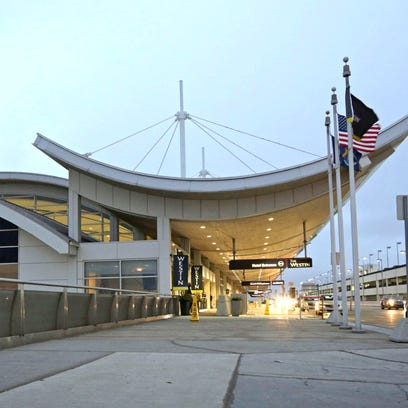 'Unusual substance' found in Detroit airport soap dispensers