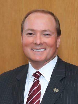Mississippi State president Mark Keenum