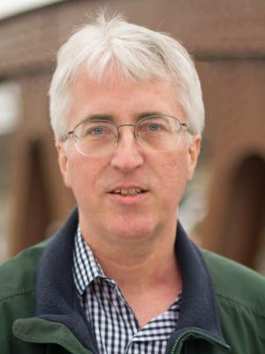 Fairport Blogger Gary Gocek