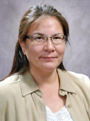 Kimberly Yellow Robe is the Social Seucirty Administration's public-affairs specialist in Mesa.
