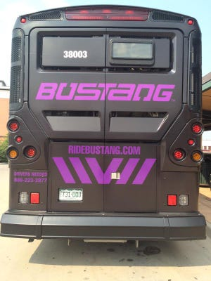CDOT is launching a new Bustang weekend service between the CSU campus and Denver Union Station called RamsRoute on Sept. 11.