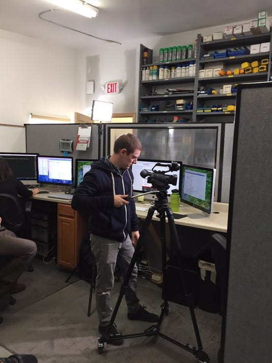 """Emigsville business York Hoist & Crane Repair, Inc. will be featured on """"Manufacturing Marvels,"""" a Fox Business television show, the company's marketing manager Cory Runk confirmed."""