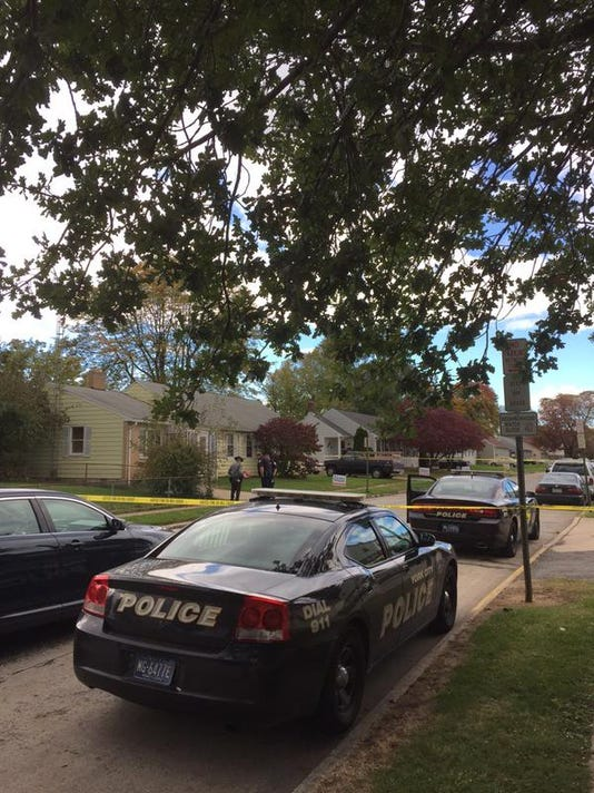 York City police shot a man they say was brandishing a knife after the Taser they attempted to use on him didn't work.