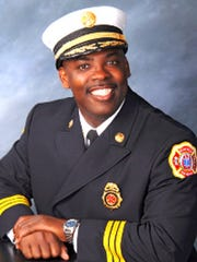 Victor Williams, assistant fire chief for the Delray