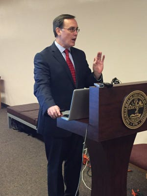 Former lawmaker David Fowler announced a lawsuit in Williamson County that seeks to stop the county clerk from issuing marriage licenses.
