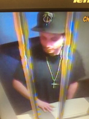Suspect in a shooting in central Sioux Falls.