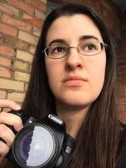 News-Messenger photographer/videographer Molly Corfman